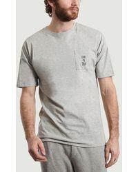 Essentiel Antwerp Camiseta de la película - Gris
