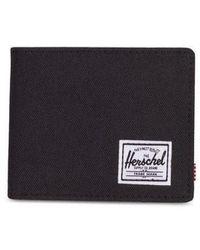 Herschel Supply Co. Portafoglio Herschel Roy Coin Nero