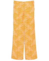 By Malene Birger Pantalon Orange Popsicle Andinia