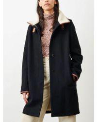 Sessun Nina abrigo en negro