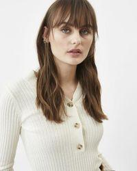 Minimum Cotton And Acrylic Knit Margott - Multicolour