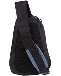 Patagonia Atom Sling Backpack 8 L Painted Fields Black - Blue