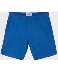 Minimum Lapis Blue Fre 2.0 2037 Shorts - Azul