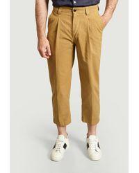 Albam Tobacco Gd Ripstop Trousers - Multicolour