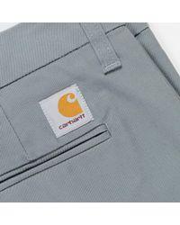 Carhartt Tin Sid Trousers Trousers - Gray