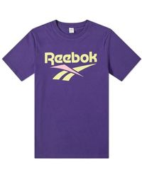 Reebok Https://www.trouva.com/it/products/reebok-retro-vector-tee-mystic-orchid - Viola