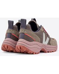 Veja Oliv getrockneter Petale Sole B Mesh Venturi Sneaker - Mehrfarbig