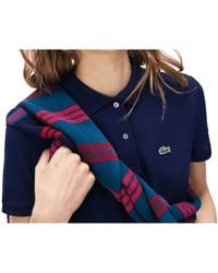 Lacoste Https://www.trouva.com/it/products/-polo-best-donna-1 - Blu
