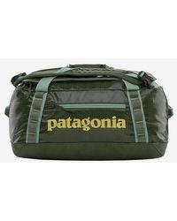 Patagonia Mochila Black Hole Duffle 40 L Camp Green