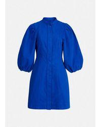 Essentiel Antwerp Https://www.trouva.com/it/products/essentiel-antwerp-addle-dress-blue
