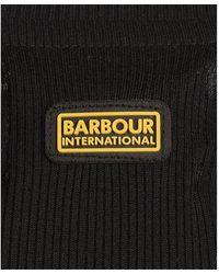 Barbour Hairpin Dress Black