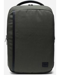 Herschel Supply Co. Zaino da viaggio zaino verde oliva scuro - Multicolore