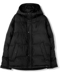Tretorn Chaqueta invierno Baffle Negra - Negro