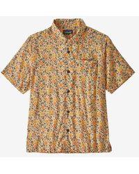Patagonia Camisa Lw A C Cover Corp Vela Peach - Multicolor