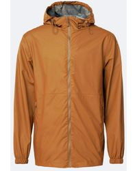 Rains Chaqueta impermeable ultraligera camel - Multicolor
