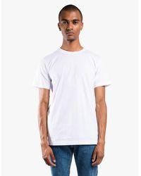 Norse Projects Camiseta blanca estándar Niels - Blanco