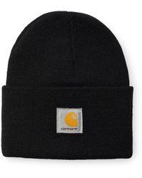 Carhartt Watch Hat Beanie Noir