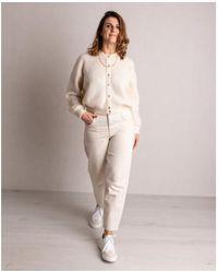 American Vintage Jean blanc - Neutre