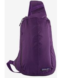 Patagonia Backpack Ultra Light Black Hole Sling Purple