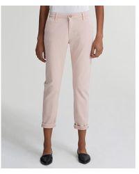AG Jeans Peaked Pink Caden Sastre a medida - Rosa