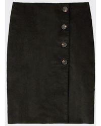 Minimum Anett Short Skirt 6170 - Black