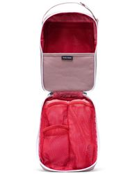 Herschel Supply Co. Ash Rose Chapter Kit da viaggio Connect Bag - Rosso