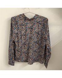 Minimum Blusa con estampado floral - Multicolor