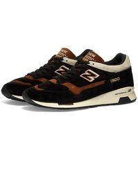 New Balance M 1500 Yor Year Of The Rat Made In Uk Black With Brown Beige - Noir
