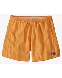Patagonia Pantalones cortos Saffron Ws Baggies - Naranja