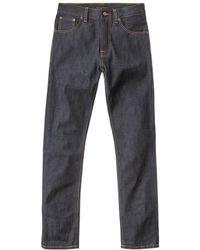 Nudie Jeans - Jean sans bague Freddie Dry sans peur - Lyst