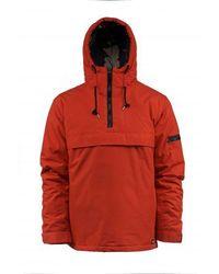 Dickies Belspring Jacket Fiery Red