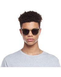 Le Specs Niente occhiali da sole in agguato   Cachi - Multicolore