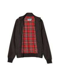 Fred Perry Reissues Womens Harrington J7412 102 Jacket - Red