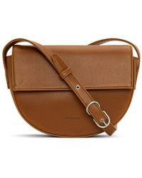 Matt & Nat Rith Saddle Bag - Brown