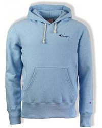 Champion Sweat à capuche BEL Reverse Weave 212967 BS085 - Bleu