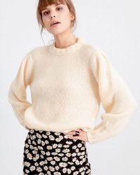Rails Sybil Butterscotch Blend Cashmere Sweater - Neutro