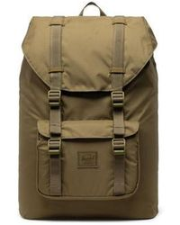 Herschel Supply Co. Sac à dos Little America Mid Volume Light Khaki Green - Vert