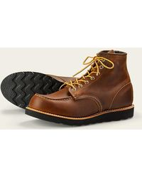 Red Wing - 8886 Moc Toe Copper Rough & Tough Herren Chaussures - Lyst