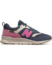 New Balance Zapatos Lifestyle CW 997 Mujer - Azul