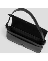 Vagabond Black Cow Leather La Bag
