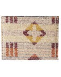 Pendleton Portefeuille mince porte-cartes crédit Rock Creek - Multicolore