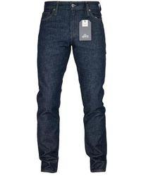Levi's Made Crafted 511 Slim Jeans Résine Indigo - Bleu