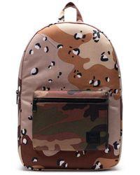 Herschel Supply Co. Desert Camo Settlement Backpack - Multicolour