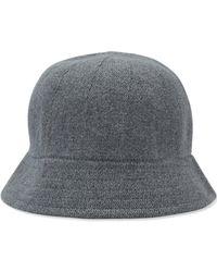 The West Village Chapeau bob gris