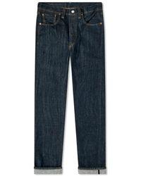 Levi's VINTAGE CLOTHING 1947501 JEANS NEW RINSE L34 - Blu
