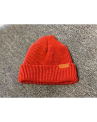 Red Wing Red Wing 97493 Merino Wool Hat Rojo