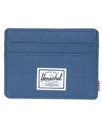 Herschel Supply Co. Cartera Charlie Navy Rfid - Blue