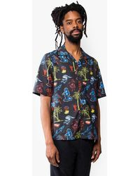 McQ Camisa de billy - Negro