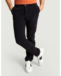 YMC Pantalones Deja Vu - Negro