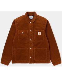 Carhartt Brandy Michigan Coat - Marrón